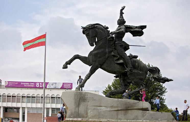 Tiraspol, Transdniestria
