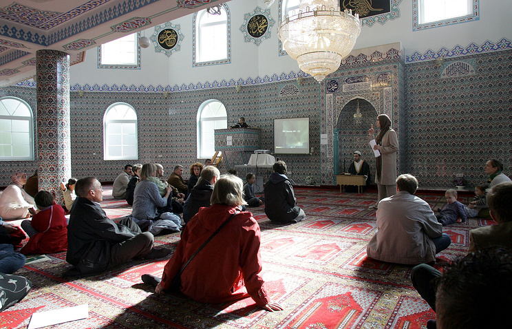 Mosque in Gelsenkirchen, Germany