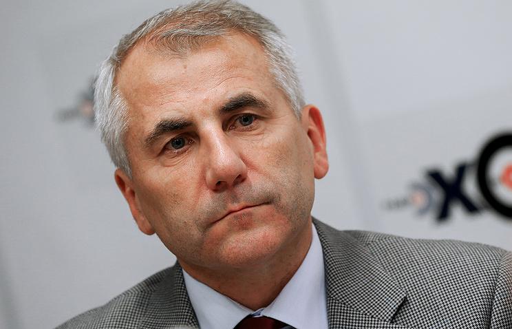 EU mission to Russia Vygaudas Usackas