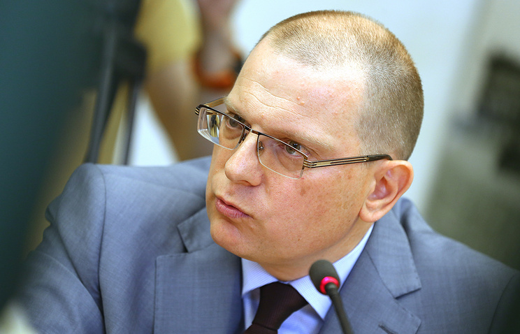 Russian Foreign Ministry's commissioner for human rights, democracy and rule of law, Konstantin Dolgov