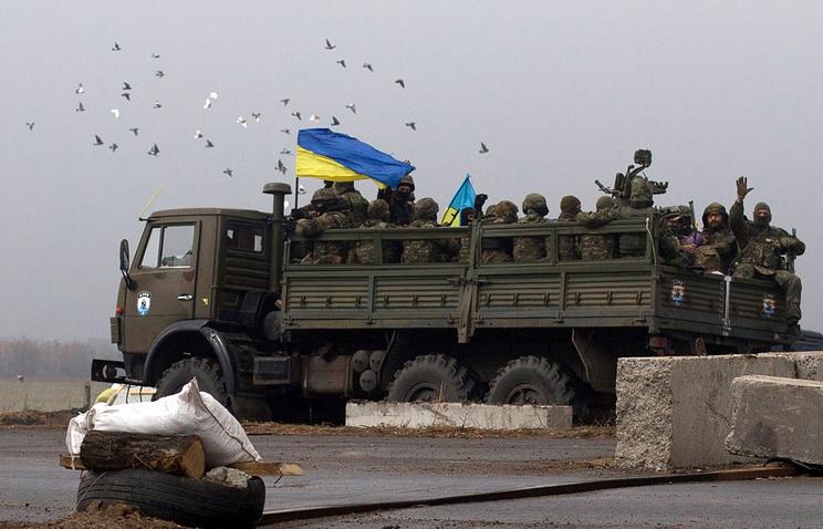 Ukrainian army (archive)