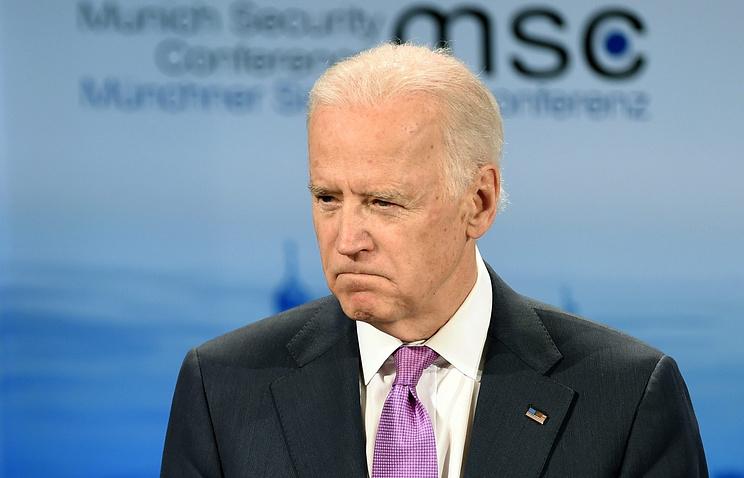 United States Vice President Joe Biden