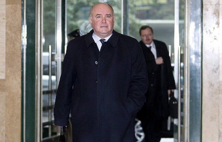 Russia's Deputy Foreign Minister Grigory Karasin