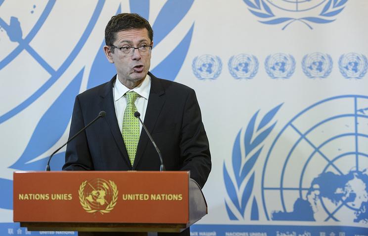 UN Assistant Secretary-General for Human Rights Ivan Simonovic