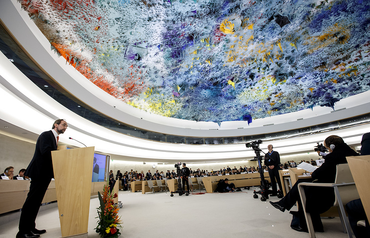 The High-Level Segment of the 28th session of the Human Rights Council
