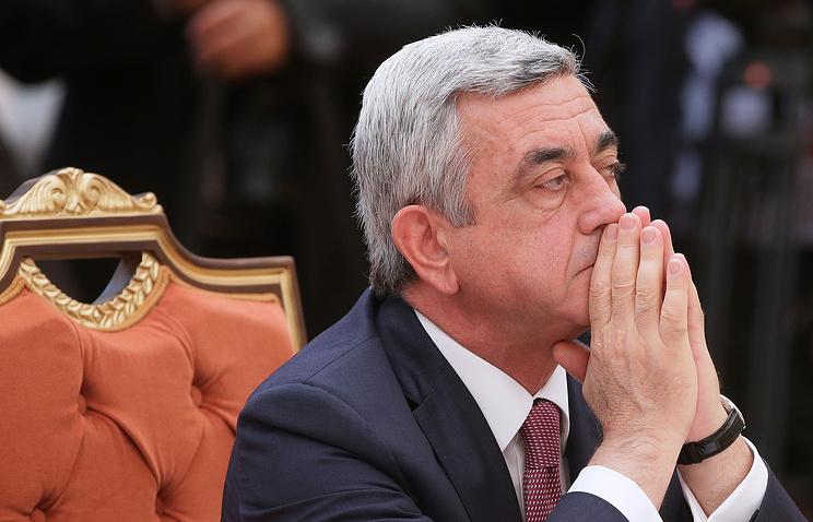 Serzh Sargsian