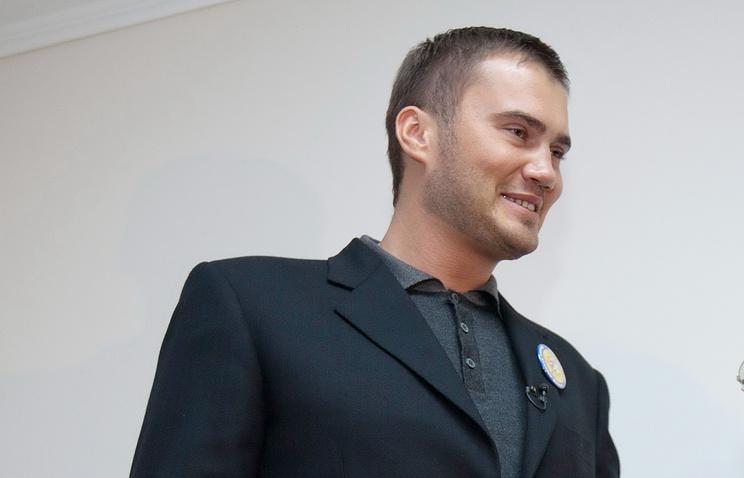 Viktor Yanukovych junior