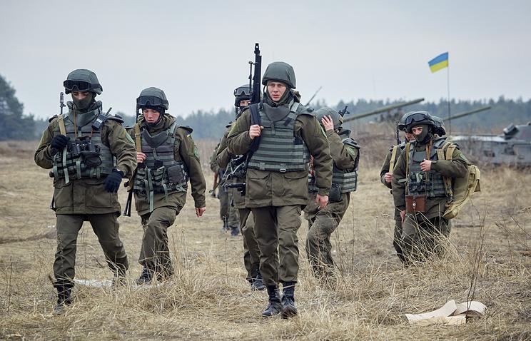 National Guard battalions military