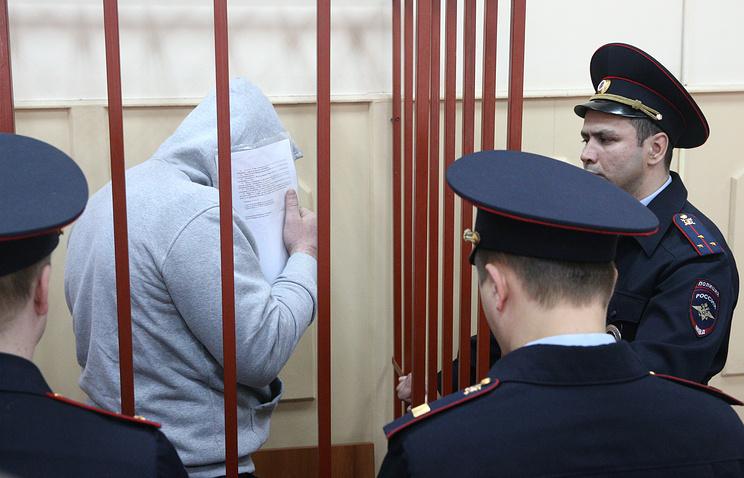Tamerlan Eskerkhanov in court