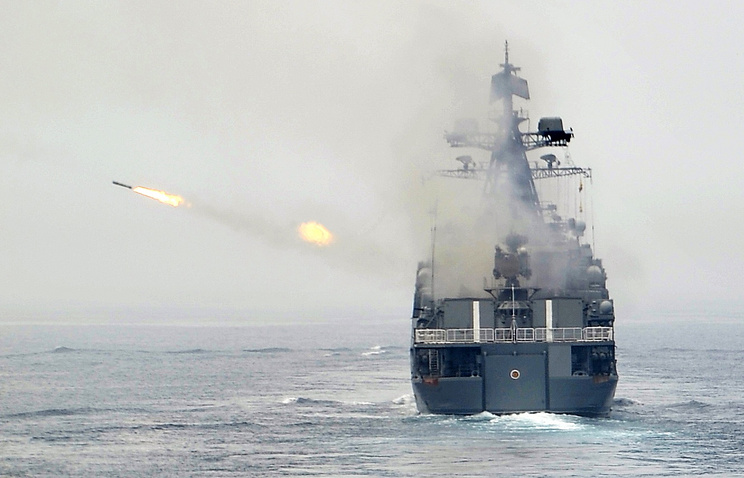 Naval drills (archive)
