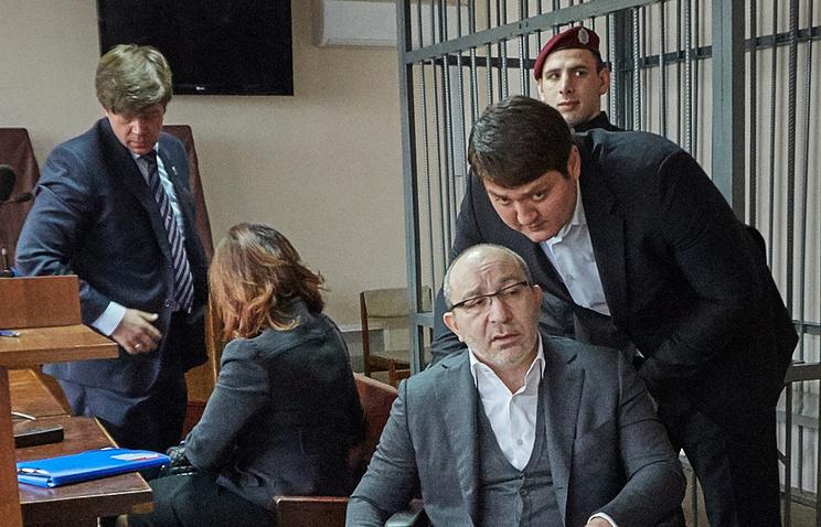 Gennady Kernes in court