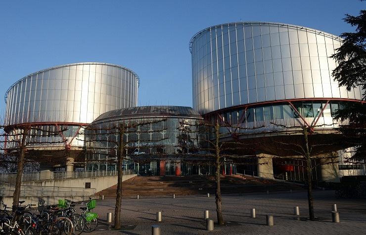 The European Court of Human Rights (ECHR) in Strasbourg