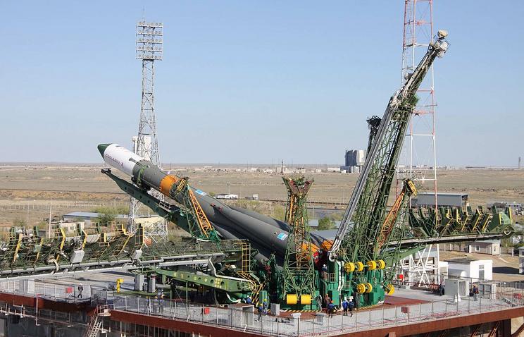 Soyuz-U carrier rocket