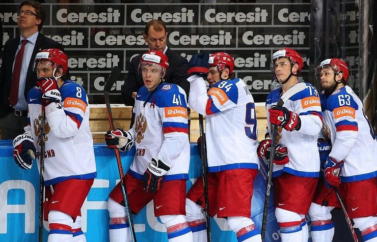 Russian national hockey team