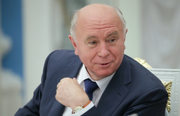 Nikolay Merkushkin, governor of the Samara Region
