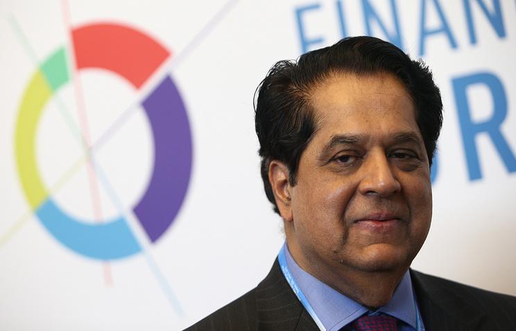 BRICS New Development Bank's president Kundapur Vaman Kamath