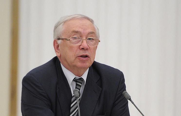 Russia's former human rights ombudsman Vladimir Lukin