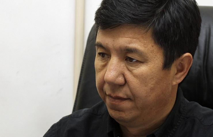 Prime Minister of Kyrgyzstan Temir Sariev