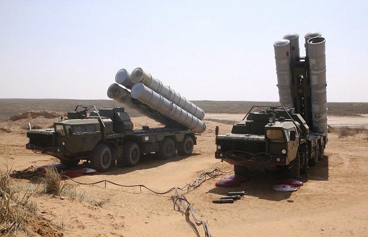 S-300 air defense systems