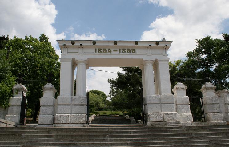 Malakhov Kurgan memorial complex