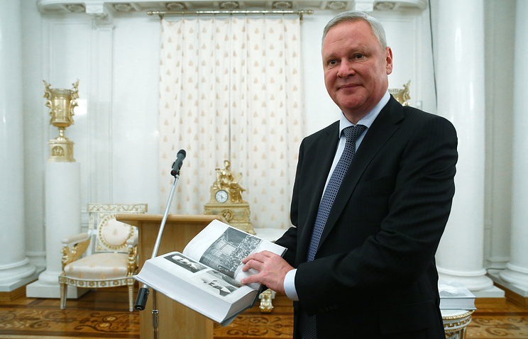 Russia's First Deputy Foreign Minister Vladimir Titov