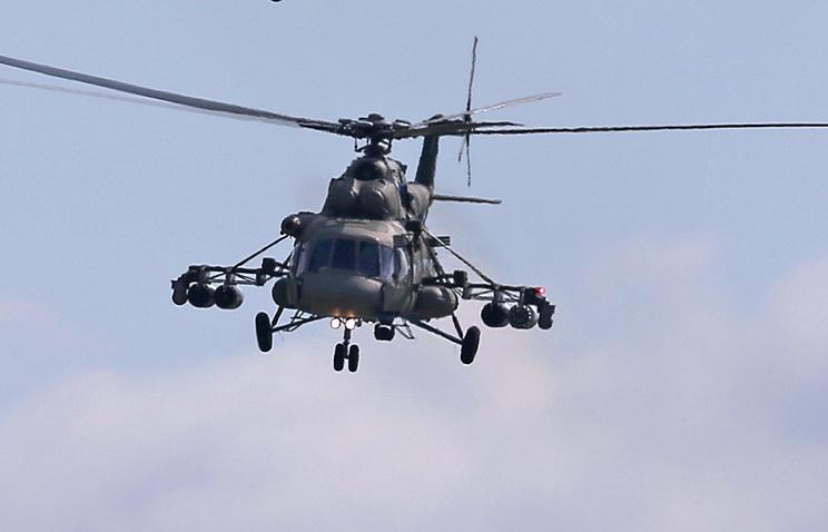 Mil Mi-17-V5 helicopter