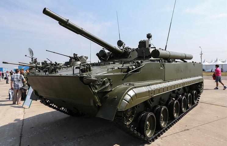 BMP-3 infantry combat vehicle