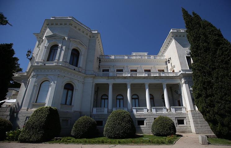 Crimea's Livadia Palace
