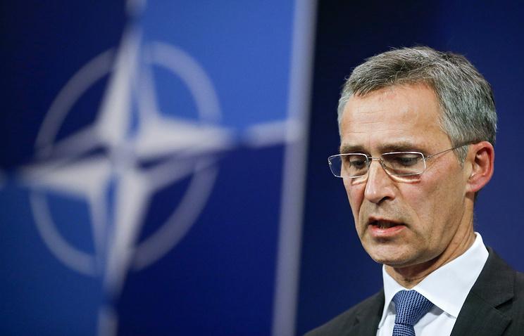 NATO's Secretary-General Jens Stoltenberg