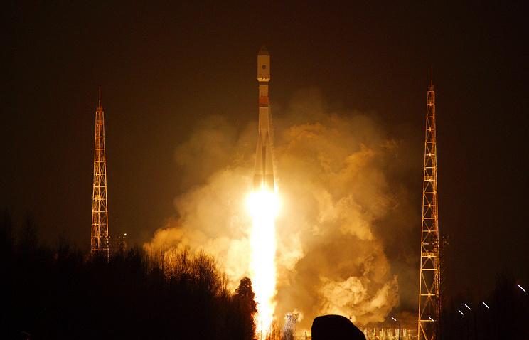 Soyuz-2 carrier rocket