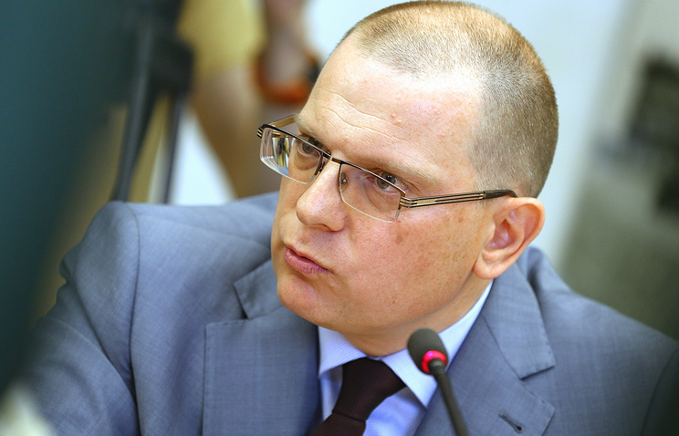 Russian foreign ministry's envoy for human rights, democracy and the supremacy of the law Konstantin Dolgov