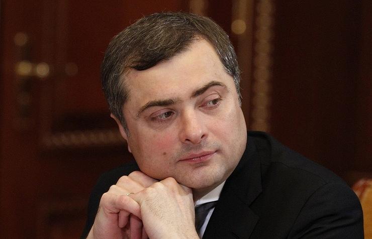 Russian President's aide Vladislav Surkov