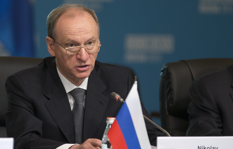 Secretary of the Russian Security Council Nikolay Patrushev