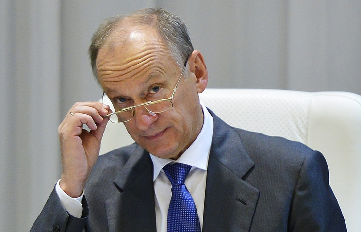 Head of Russia's Security Council, Nikolai Patrushev