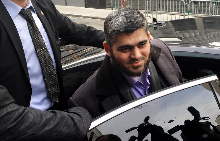Mohammed Alloush