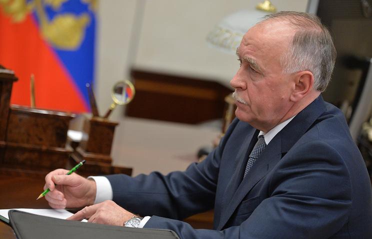 Russian Federal Drug Control Service (FSKN) Viktor Ivanov