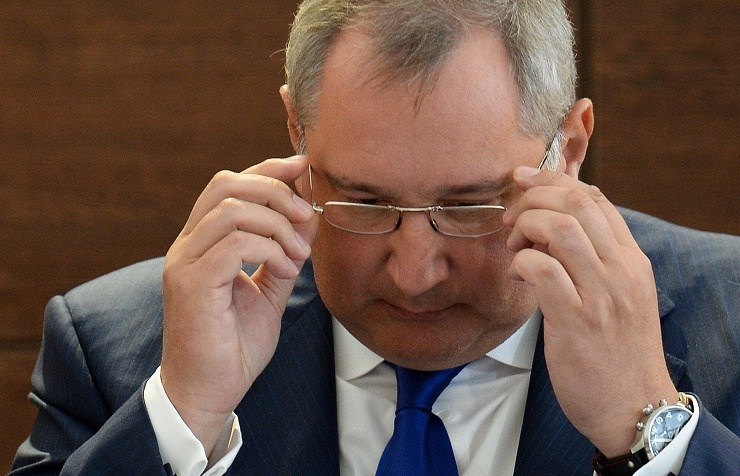 Russian Deputy PM Dmitry Rogozin