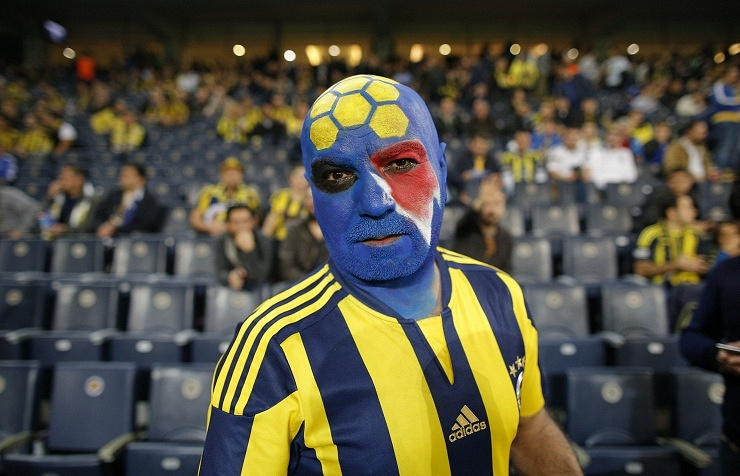 Fenerbahce FC fan