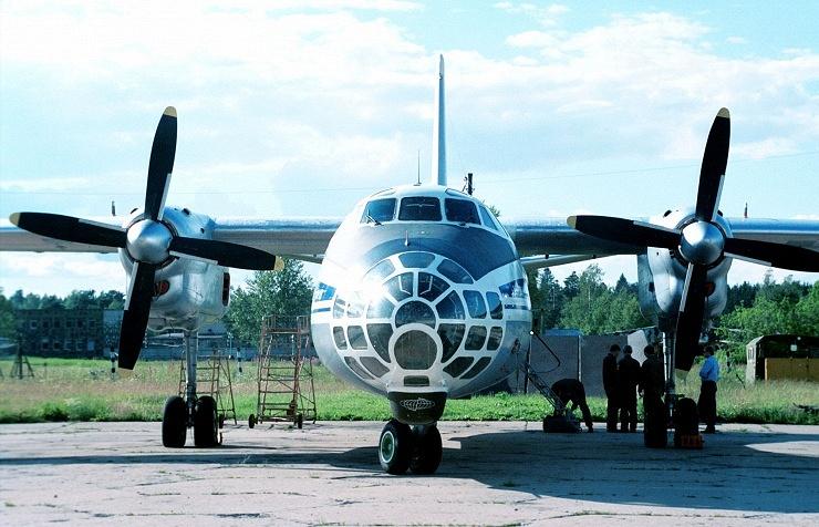 An-30B aircraft