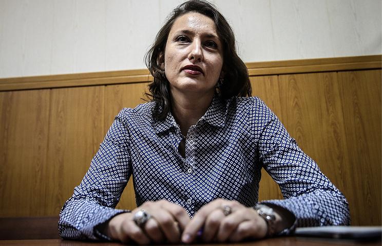 Victoria Pavlenko