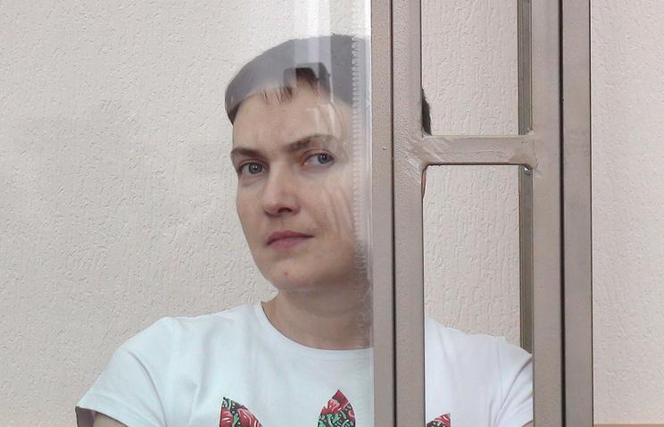 Nadezhda Savchenko