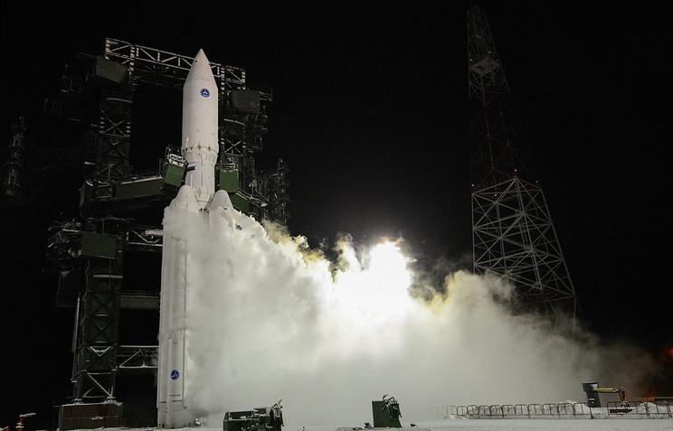 Angara A5 carrier rocket