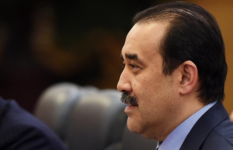 Prime Minister of Kazakhstan Karim Massimov