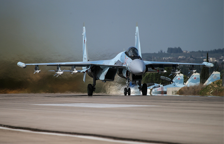 Su-35 fighter