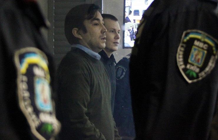 Yevgeny Yerofeyev and Alexander Aleksandrov