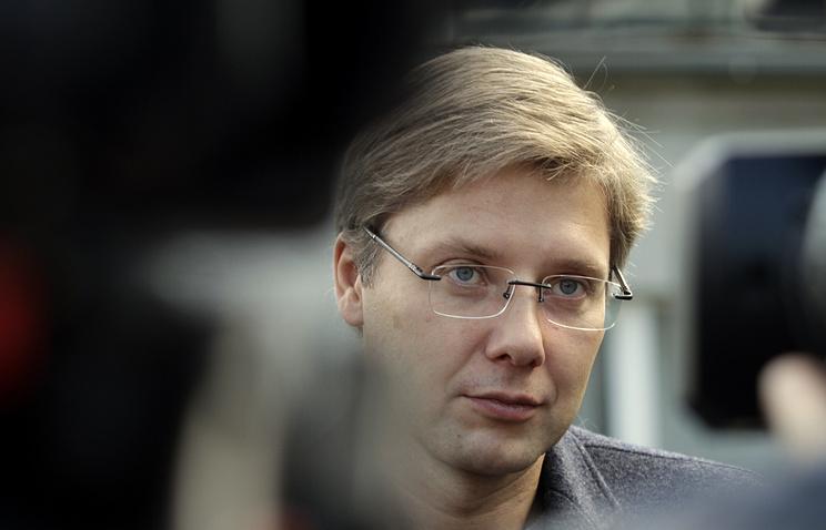 Mayor of Latvia's capital Riga, Nils Usakovs