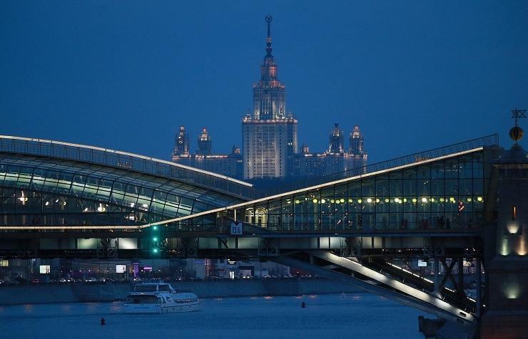 The Lomonosov Moscow State University