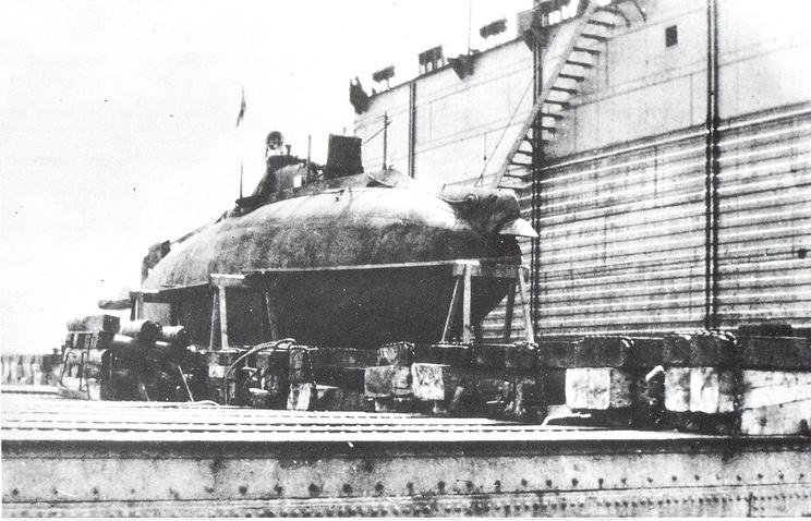 Som submarine