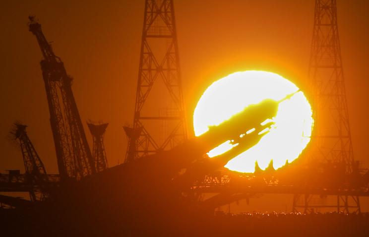 Kazakhstan's Baikonur spaceport