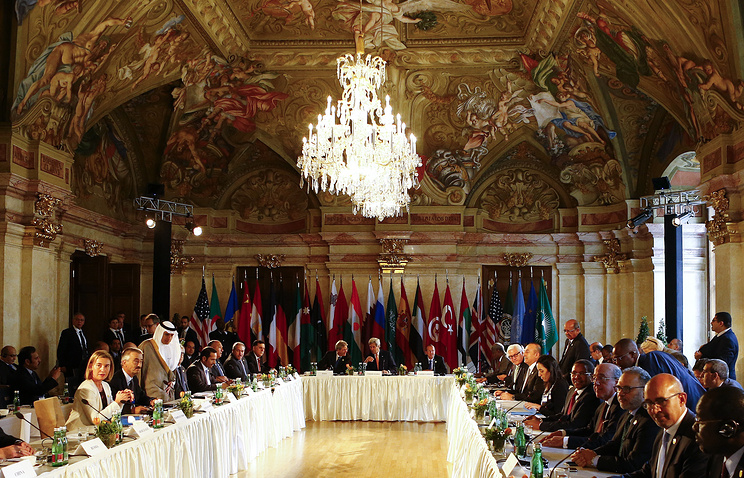 Vienna-based conference on Libya